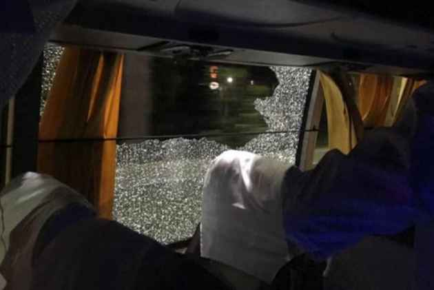 Australia Cricket Team Bus Attacked With Rock While Returning After Win Vs India In Guwahati