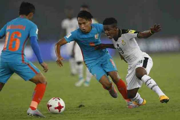 FIFA U-17 World Cup: Off-Colour India Lose 0-4 To Ghana, Crash Out Of Championship