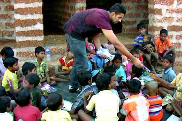 How Right Is It To Celebrate A Birthday At An Orphanage?