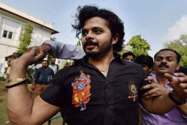Again life-ban on cricketer Sreeshanth