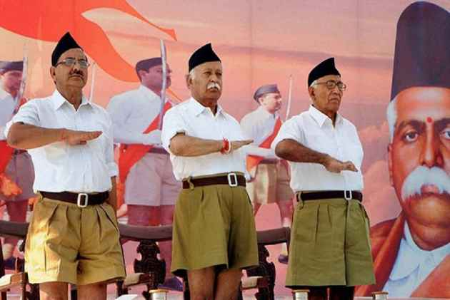 Bhagwat's Better-Than-Army Comment And Brownshirts' Appeal To Replace The German Army
