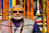 Modi In Kedarnath:Have Resolved To Fulfil Dream Of Developed India By 2022, Says PM