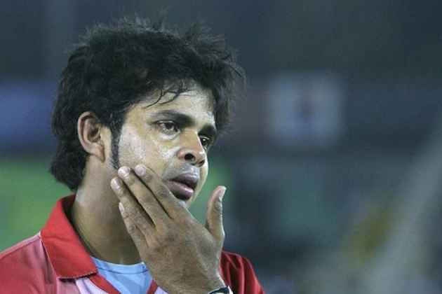 Sreesanth Can't Play For Any Other Country, Says BCCI