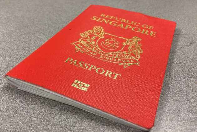 USA  passports have weakened under Trump