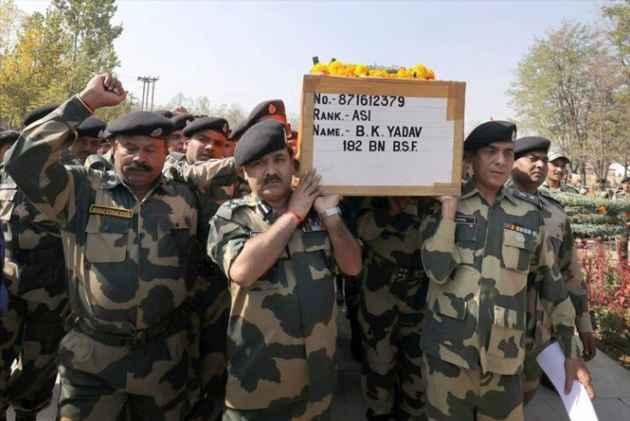 BSF base attacked: Four killed in gunbattle near Srinagar airport