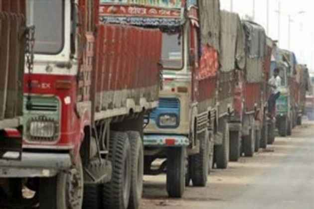 Truck Operators Begin Two-Day Strike Across The Country To Protest Against GST, Diesel Price Hike And Corruption
