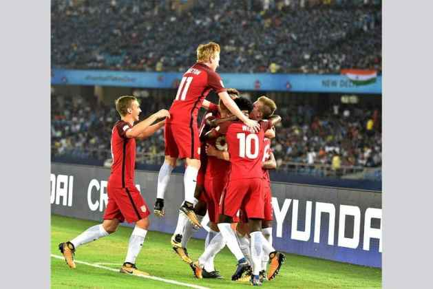 USA Win Again, Become First Team To Enter Round Of 16