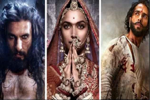 Ranveer, Deepika, Shahid Will Leave You Awestruck In Bhansali's 'Padmavati' Trailer