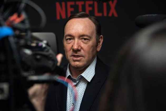 After Sexual Harassment Allegations, Netflix Suspends Kevin Spacey's 'House Of Cards' Production