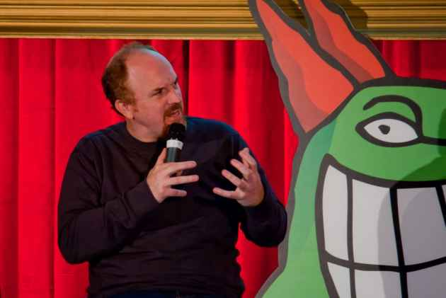 Comedian Louis CK Accused Of Sexual Misconduct By 5 Women