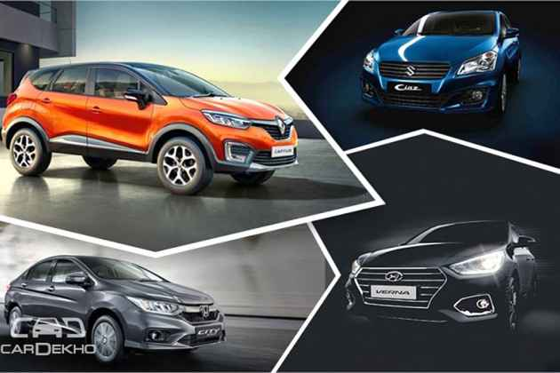 Should You Consider Renault Captur Over Hyundai Verna, Honda City And Maruti Ciaz?