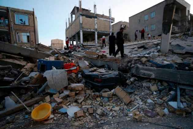 Death Toll Climbs To 430 After 7.3 Earthquake On Iran-Iraq Border