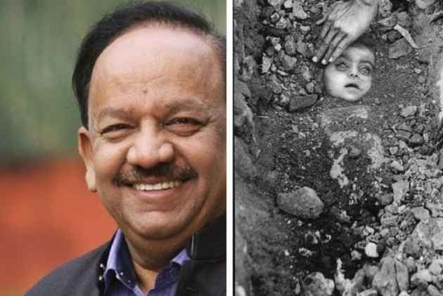 As Delhi Continues To Choke, Environment Minister Harsh Vardhan Says Situation Not As Bad As Bhopal Gas Tragedy