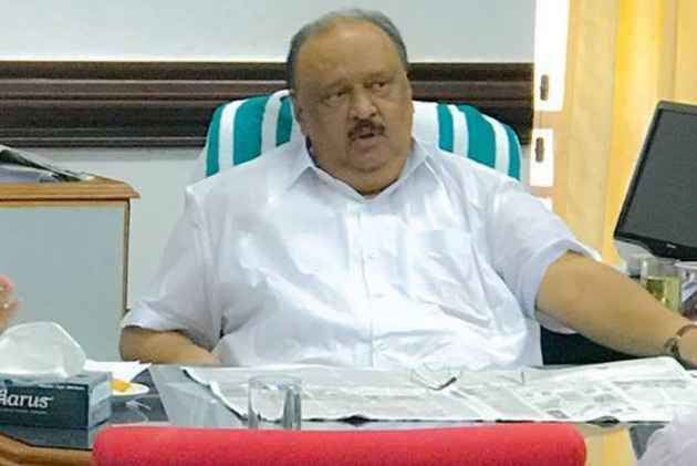 Kerala Transport Minister Thomas Chandy Resigns After Being Accused Of Reclaiming Backwaters To Build His Resort