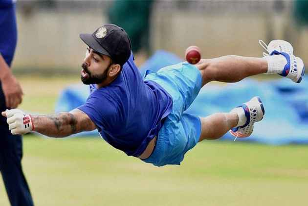 Virat Kohli's Act Of Kindness, Helps TV Crew Get Treatment During Training Session