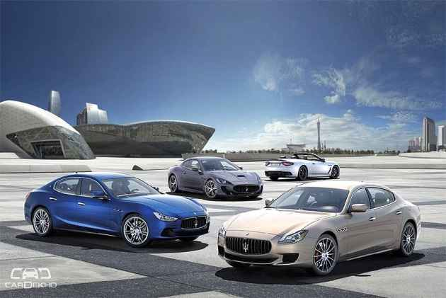 India offering 5 year warranty and service package maserati india offering 5 year warranty and service package sciox Images