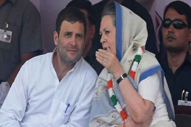 Sonia Gandhi says government 'sabotaging' winter session of Parliament