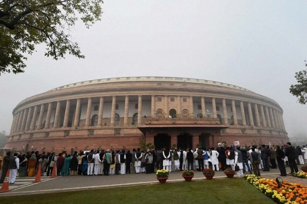 Winter Session will start Dec 15, MPs to work on January 1