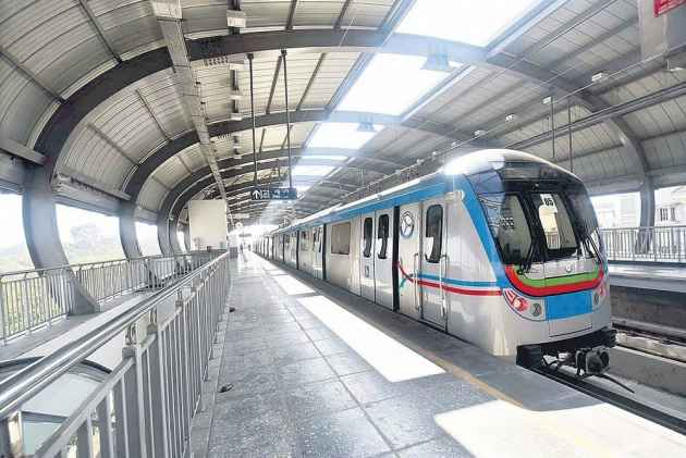 PM Modi To Open Much-Awaited Hyderabad Metro Today