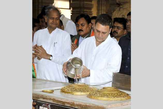 Somnath temple visit: Rahul Gandhi listed as non-Hindu visitor