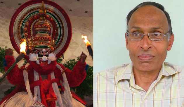How A Fluctuating Atheist And Sure Marxist Excelled As A Kathakali Artiste