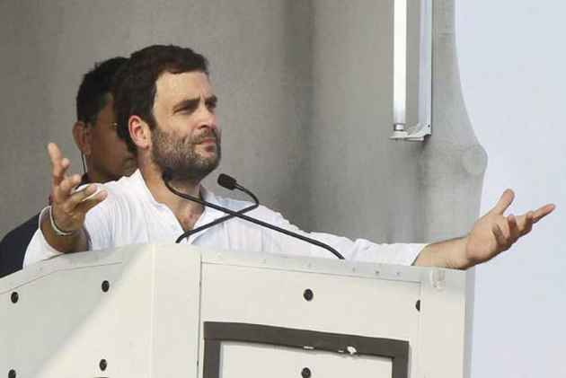 Rs 33,000 Crore Given For Nano But I Haven't Seen A Single Car In Past 10-15 Days: Rahul Gandhi