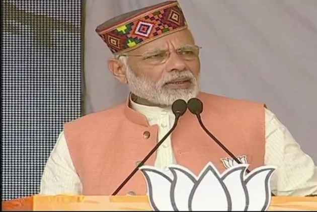 This Election Is Not Exciting Because Congress Has Already Accepted Defeat: Modi In HP Rally