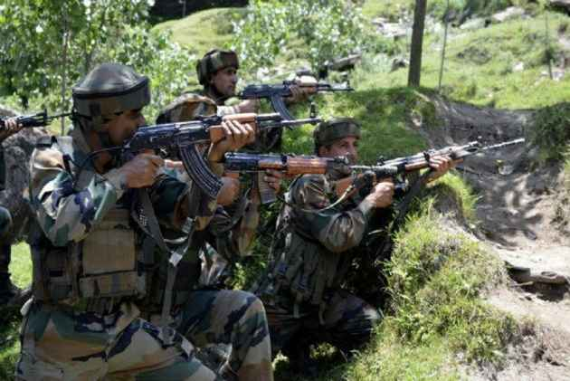 Two Militants Killed As Army Foils Infiltration Bid In J-K's Uri