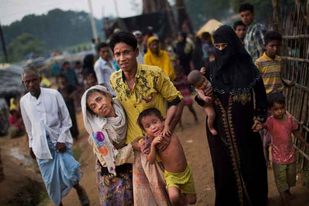 United Nations calls for Myanmar to rein in military against Rohingya
