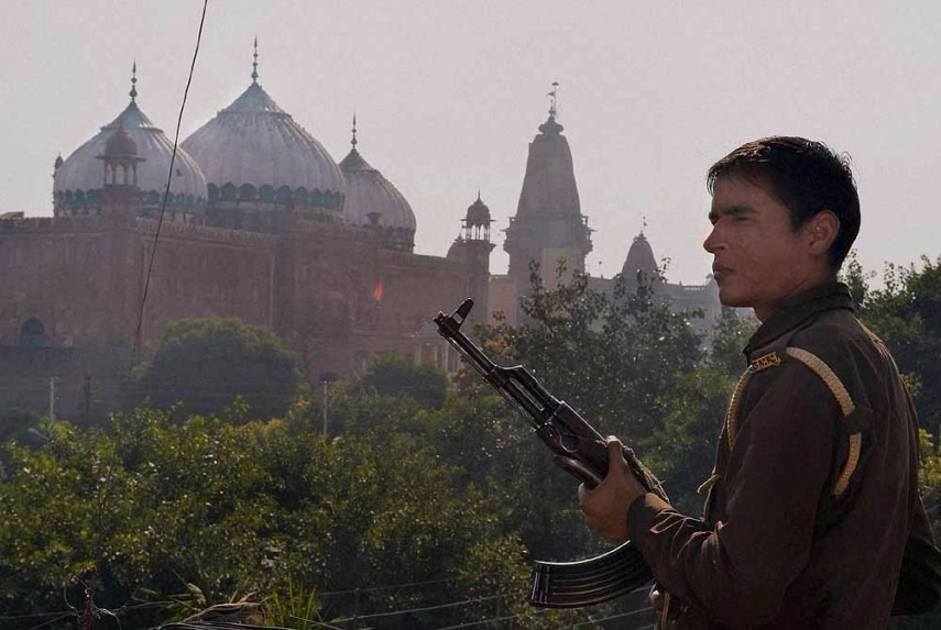 Draft Of 'Peaceful' Ayodhya Settlement To Be Ready By Dec 6, Says UP Shia Central Waqf Board