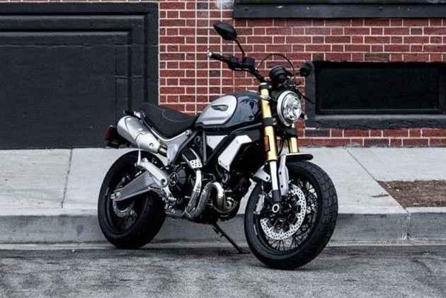 Ducati Showcases New Scrambler 1100