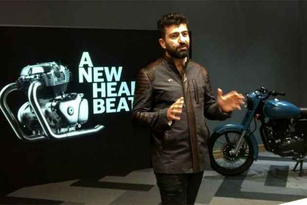 Royal Enfield's New 650cc Engine Details Revealed