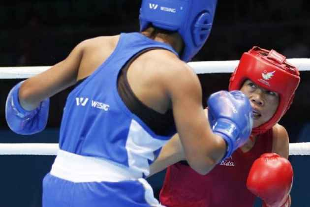 Every One Of My Medals Is A Story Of Struggle, Says Mary Kom