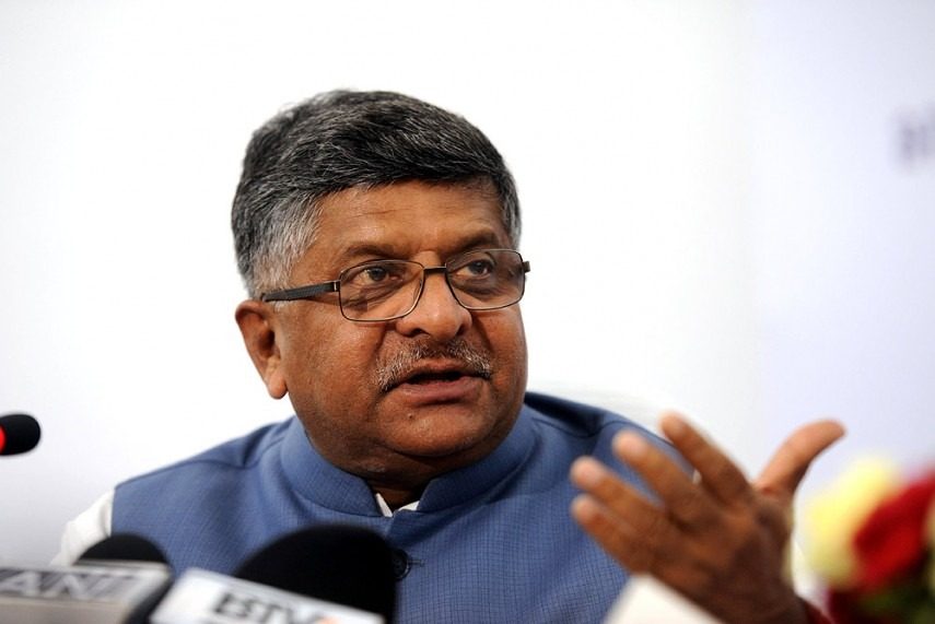 Those Who Couldn't Enhance Skills Lost Their Jobs During Demonetisation, Says Union IT Minister Ravi Shankar Prasad