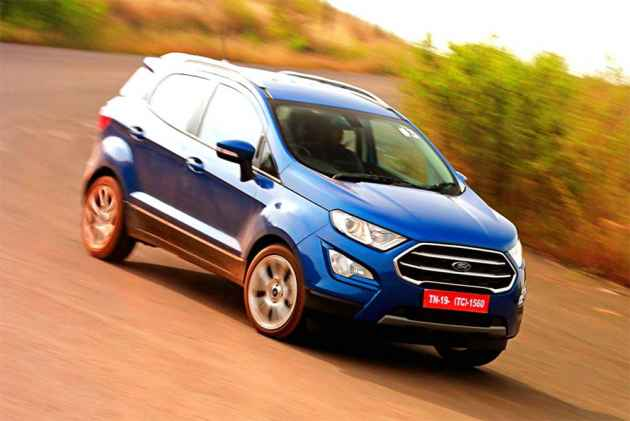 Launching Tomorrow: Ford EcoSport Facelift