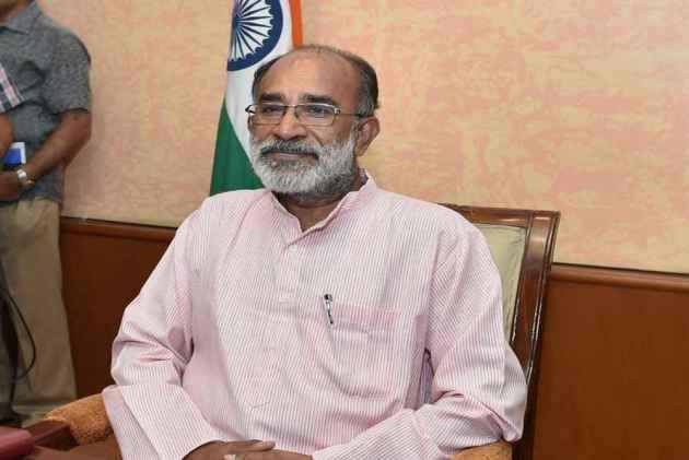 Tourism Minister KJ Alphons elected as Rajya Sabha MP