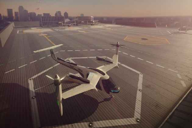 Uber Partners With NASA To Develop Flying Taxis By 2020