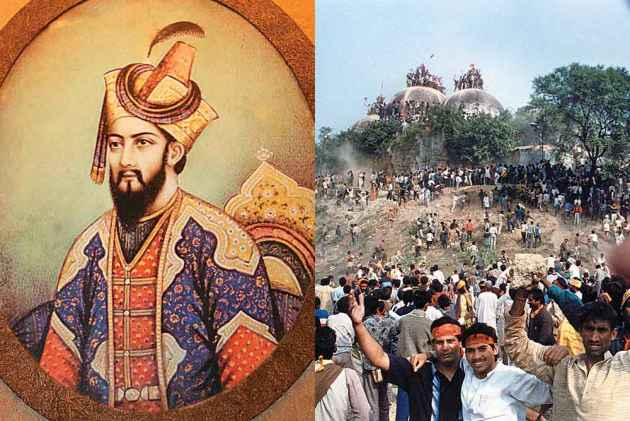 Tracing The History Of Babri Masjid