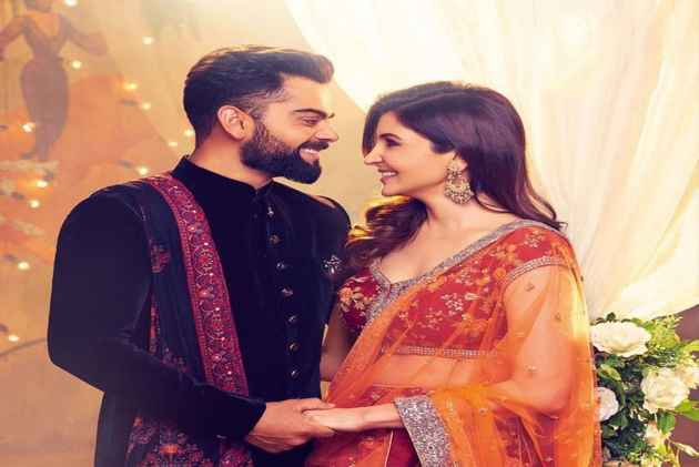 Virat-Anushka wedding: Engagement, haldi and garland-exchange visuals