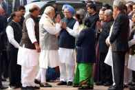 Hours After Greeting PM Modi, Manmohan Singh Says 'Deeply Pained And Anguished By Falsehood' In Video Message