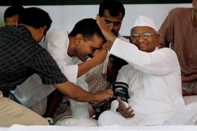 Hope No Kejriwal Comes Out Of My Movement Again: Anna Hazare