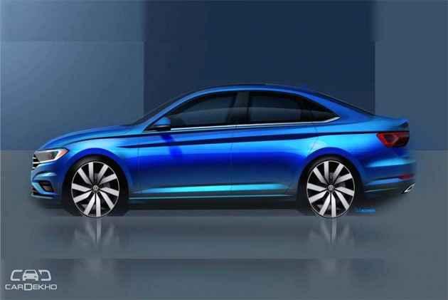 Volkswagen teases new-generation Jetta