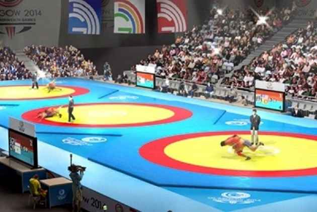 Pakistan win four bronze in Commonwealth Wrestling