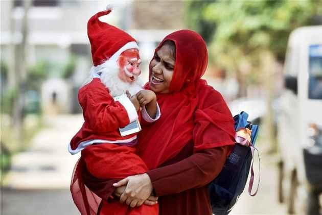 Hindu Jagran Manch Warns Aligarh Christian Schools Against Celebrating Christmas, Calls It 'Step Towards Forced Conversion'