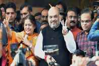BJP Looks To Retain Power In Gujarat, Set To Out Congress In Himachal Pradesh