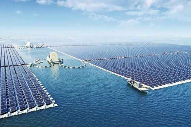 India's Biggest Floating Solar Power Plant To Be Inaugurated In Kerala On Monday