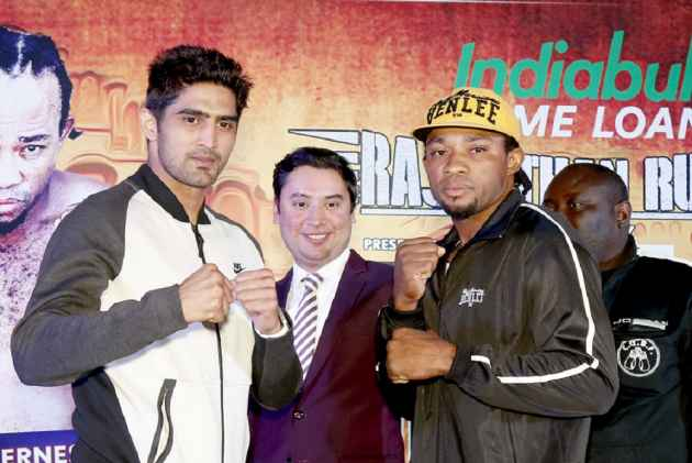 Ace Boxer Vijender Says He Is Confident Of Defending His Double Title