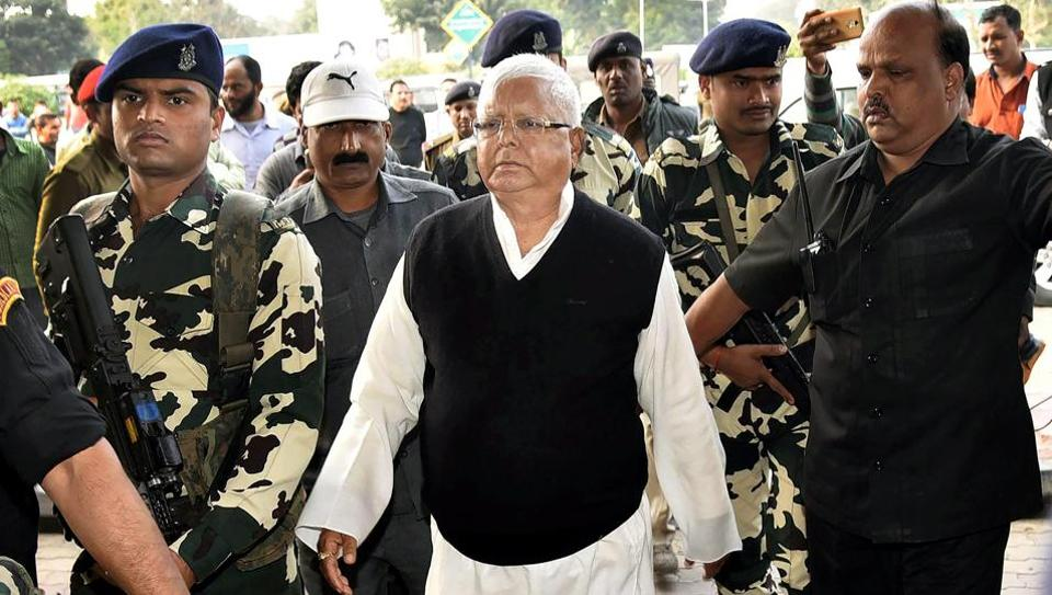 Lalu Convicted Again on Corruption Charges