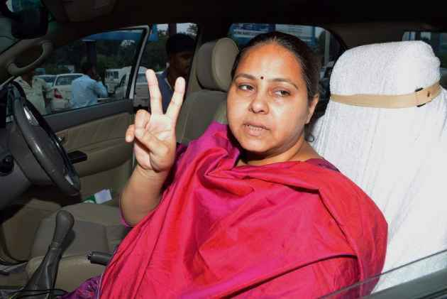 ED files chargesheet against Misa Bharti