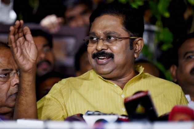 TTV 'secret pact' led to failure, claims AIADMK